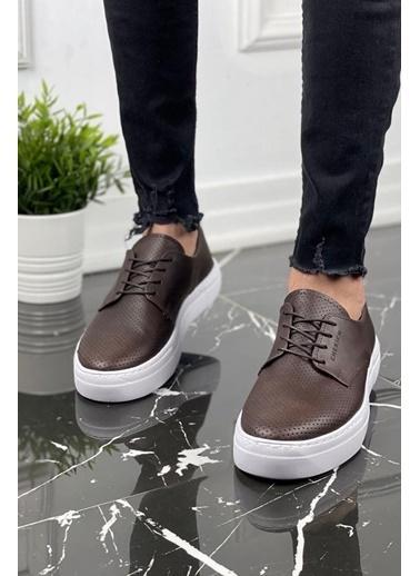 Chekich CH061 BT Erkek Ayakkabı KAHVE Kahve